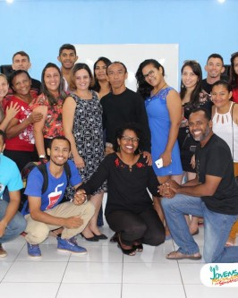 Instituto Comradio do Brasil realiza módulo de cerimonial de eventos sociais em Oeiras – PI - Foto 91