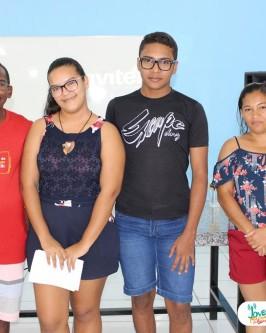Instituto Comradio do Brasil realiza módulo sobre como empreender na internet em Oeiras-PI - Foto 40