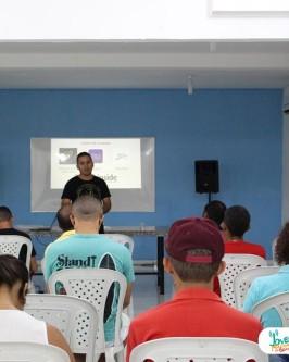 Instituto Comradio do Brasil realiza módulo sobre como empreender na internet em Oeiras-PI - Foto 12
