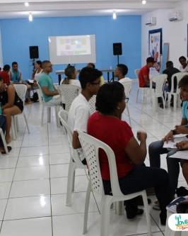 Instituto Comradio do Brasil realiza módulo sobre como empreender na internet em Oeiras-PI - Foto 32