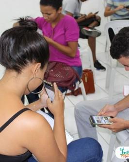 Instituto Comradio do Brasil realiza módulo sobre como empreender na internet em Oeiras-PI - Foto 53