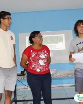 Instituto Comradio do Brasil realiza módulo sobre como empreender na internet em Oeiras-PI - Foto 46