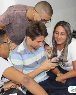 Instituto Comradio do Brasil realiza módulo sobre como empreender na internet em Oeiras-PI - Foto 56