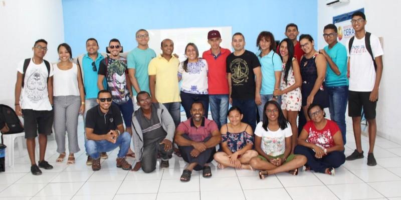 Instituto Comradio do Brasil realiza módulo sobre como empreender na internet em Oeiras-PI