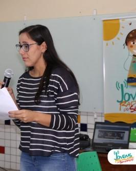 Instituto Comradio do Brasil inicia curso de Rádio e TV em Floriano-PI - Foto 13