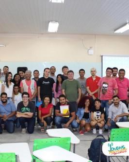 Instituto Comradio do Brasil inicia curso de Rádio e TV em Floriano-PI - Foto 24