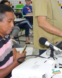 Instituto Comradio do Brasil inicia curso de Rádio e TV em Floriano-PI - Foto 35