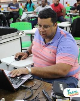 Instituto Comradio do Brasil inicia curso de Rádio e TV em Floriano-PI - Foto 37