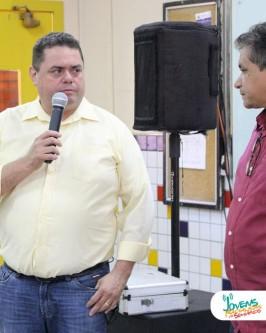 Instituto Comradio do Brasil inicia curso de Rádio e TV em Floriano-PI - Foto 5