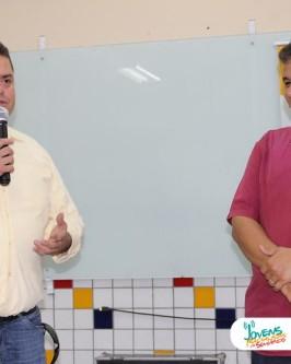 Instituto Comradio do Brasil inicia curso de Rádio e TV em Floriano-PI - Foto 6