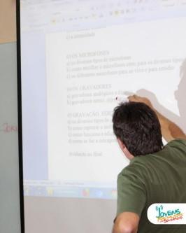 Instituto Comradio do Brasil inicia curso de Rádio e TV em Floriano-PI - Foto 28