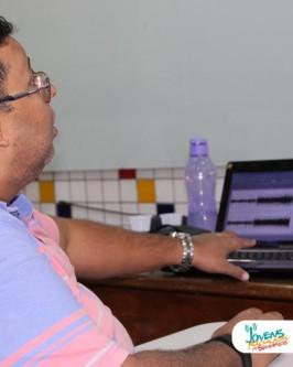 Instituto Comradio do Brasil inicia curso de Rádio e TV em Floriano-PI - Foto 39