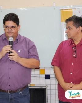 Instituto Comradio do Brasil inicia curso de Rádio e TV em Floriano-PI - Foto 7