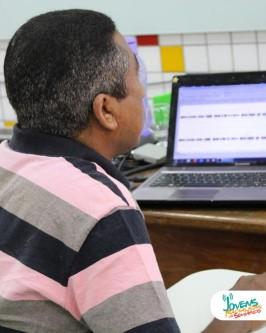 Instituto Comradio do Brasil inicia curso de Rádio e TV em Floriano-PI - Foto 40