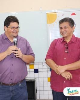 Instituto Comradio do Brasil inicia curso de Rádio e TV em Floriano-PI - Foto 8