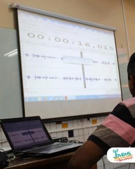Instituto Comradio do Brasil inicia curso de Rádio e TV em Floriano-PI - Foto 41