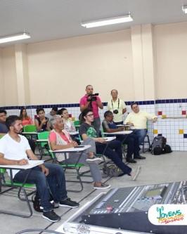 Instituto Comradio do Brasil inicia curso de Rádio e TV em Floriano-PI - Foto 9
