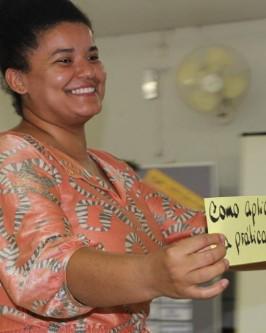 Organizações da Rede Ponte participam de oficina sobre Gestão do Conhecimento em Organizações Sociais - Foto 55