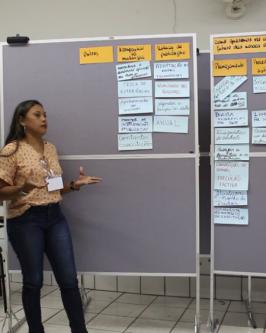 Organizações da Rede Ponte participam de oficina sobre Gestão do Conhecimento em Organizações Sociais - Foto 75