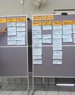 Organizações da Rede Ponte participam de oficina sobre Gestão do Conhecimento em Organizações Sociais - Foto 76