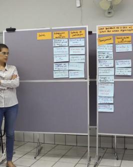 Organizações da Rede Ponte participam de oficina sobre Gestão do Conhecimento em Organizações Sociais - Foto 77