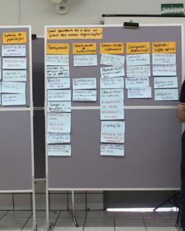 Organizações da Rede Ponte participam de oficina sobre Gestão do Conhecimento em Organizações Sociais - Foto 78