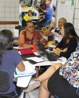 Organizações da Rede Ponte participam de oficina sobre Gestão do Conhecimento em Organizações Sociais - Foto 16