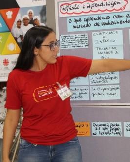 Organizações da Rede Ponte participam de oficina sobre Gestão do Conhecimento em Organizações Sociais - Foto 46