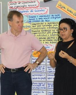 Organizações da Rede Ponte participam de oficina sobre Gestão do Conhecimento em Organizações Sociais - Foto 66