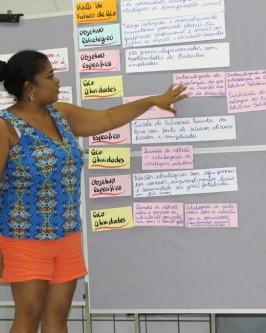 Organizações da Rede Ponte participam de oficina sobre Gestão do Conhecimento em Organizações Sociais - Foto 28