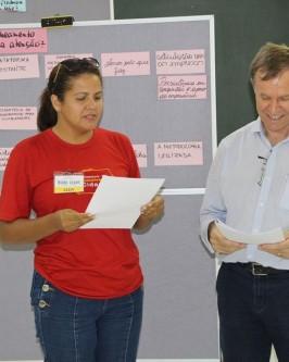 Organizações da Rede Ponte participam de oficina sobre Gestão do Conhecimento em Organizações Sociais - Foto 48