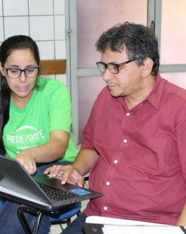 Organizações da Rede Ponte participam de oficina sobre Gestão do Conhecimento em Organizações Sociais - Foto 39