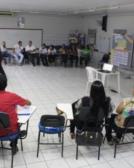 Organizações da Rede Ponte participam de oficina sobre Gestão do Conhecimento em Organizações Sociais - Foto 49
