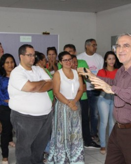 Organizações da Rede Ponte participam de oficina sobre Gestão do Conhecimento em Organizações Sociais - Foto 60