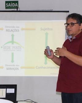 Organizações da Rede Ponte participam de oficina sobre Gestão do Conhecimento em Organizações Sociais - Foto 70
