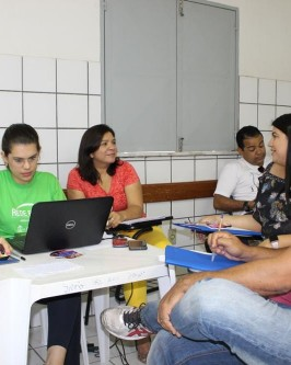 Organizações da Rede Ponte participam de oficina sobre Gestão do Conhecimento em Organizações Sociais - Foto 41