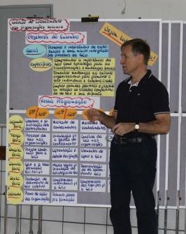 Organizações da Rede Ponte participam de oficina sobre Gestão do Conhecimento em Organizações Sociais - Foto 9