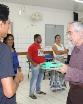Organizações da Rede Ponte participam de oficina sobre Gestão do Conhecimento em Organizações Sociais - Foto 63