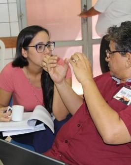 Organizações da Rede Ponte participam de oficina sobre Gestão do Conhecimento em Organizações Sociais - Foto 73