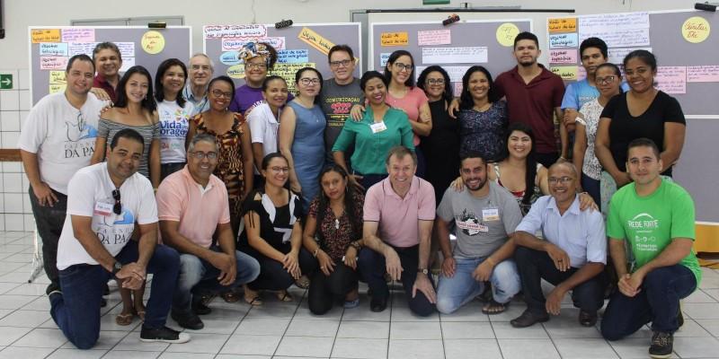 Organizações da Rede Ponte participam de oficina sobre Gestão do Conhecimento em Organizações Sociais