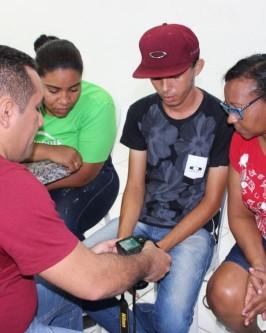 IComradio através do Projeto Jovens Radialistas do Semiárido realiza módulo de fotografia em Oeiras - PI  - Foto 41