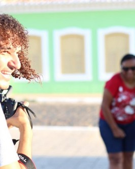 IComradio através do Projeto Jovens Radialistas do Semiárido realiza módulo de fotografia em Oeiras - PI  - Foto 52