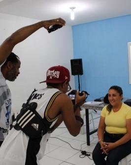 IComradio através do Projeto Jovens Radialistas do Semiárido realiza módulo de fotografia em Oeiras - PI  - Foto 59