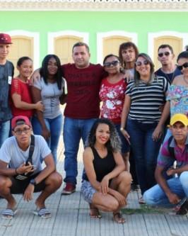 IComradio através do Projeto Jovens Radialistas do Semiárido realiza módulo de fotografia em Oeiras - PI  - Foto 53