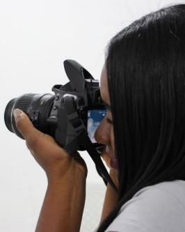 IComradio através do Projeto Jovens Radialistas do Semiárido realiza módulo de fotografia em Oeiras - PI  - Foto 38
