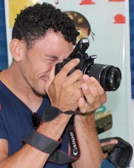 IComradio através do Projeto Jovens Radialistas do Semiárido realiza módulo de fotografia em Oeiras - PI  - Foto 39