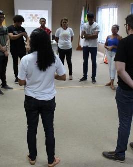 IComradio através do Projeto Jovens Radialistas do Semiárido realiza II etapa do curso de produção audiovisual e atuação em rede em Picos – PI - Foto 1