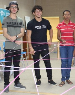 IComradio através do Projeto Jovens Radialistas do Semiárido realiza II etapa do curso de produção audiovisual e atuação em rede em Picos – PI - Foto 10