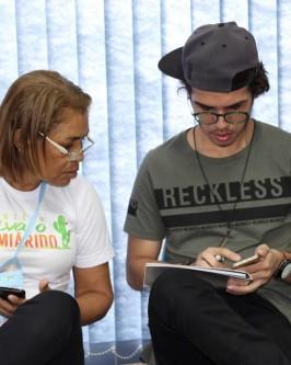 IComradio através do Projeto Jovens Radialistas do Semiárido realiza II etapa do curso de produção audiovisual e atuação em rede em Picos – PI - Foto 33
