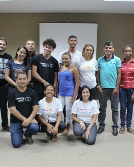 IComradio através do Projeto Jovens Radialistas do Semiárido realiza II etapa do curso de produção audiovisual e atuação em rede em Picos – PI - Foto 58